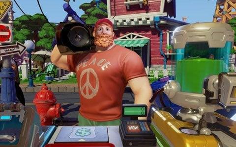 VR空間でファストフード店を体験しよう!PS VRで楽しむシミュレーションゲーム「I'm Hungry」が本日発売