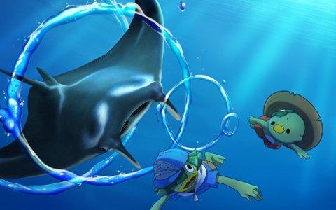 「釣りスピリッツ Nintendo Switchバージョン」賞金稼ぎとして海の魚たちに挑む「ぼうけんモード」を紹介!