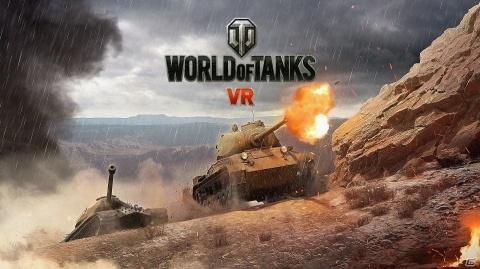 「World of Tanks VR」7月23日よりVREX全店でサービス開始!記念コラボカフェも登場