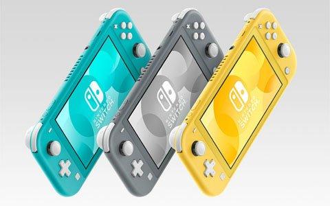 コントローラーを本体と一体化させた携帯専用「Nintendo Switch Lite」が9月20日に発売