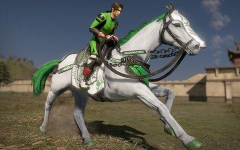 「真・三國無双8」鈴鹿8耐とのコラボバイクをイメージした最速クラスの馬「鉄馬」4種が追加!