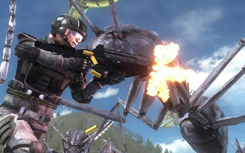 PC版「地球防衛軍5」が本日よりSteamで配信!本編、DLCともに発売から7日間は20%オフで購入可能