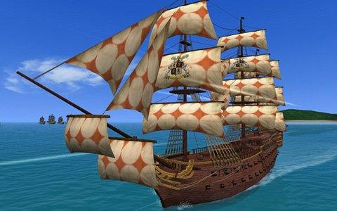 「大航海時代 Online」大型アップデートで実施される「大海戦・海賊大戦改善」や「レベル上限拡張」の情報が公開!