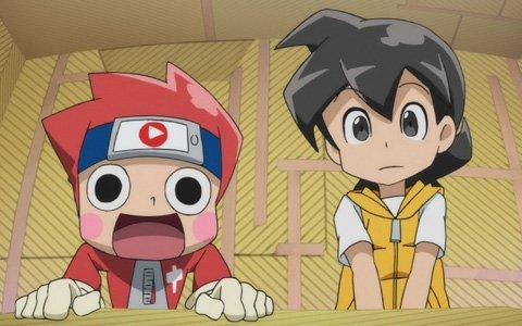 「ニンジャボックス」WEBアニメが8月8日より配信!トンカチ(CV:加藤英美里)とヒロト(CV:潘めぐみ)が出演する特番も