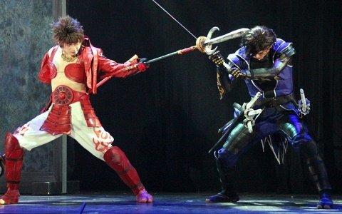 舞台「戦国BASARA」10周年、そして蒼紅卒業となる「斬劇『戦国BASARA』天政奉還」ゲネプロの模様をお届け!