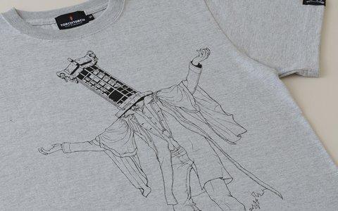 「Bloodborne」と「TORCH TORCH」のコラボTシャツ全8種が二ヶ月連続で発売決定!