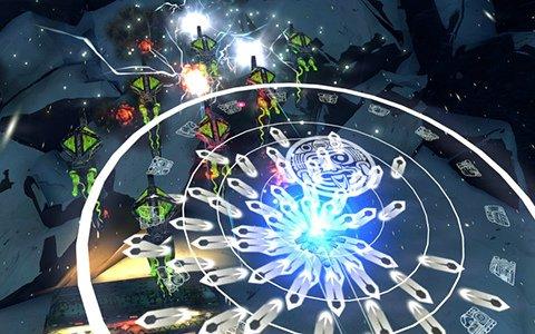 3つの武器を切り替えて敵を倒すSTG「Pawarumi」Nintendo Switch版が8月22日に発売!