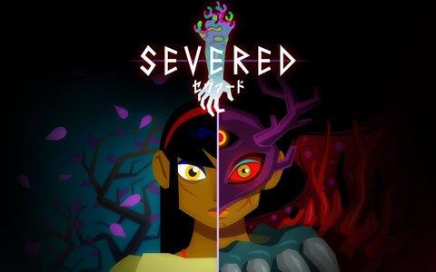 ダークテイスト斬撃アクション「SEVERED-セヴァード-」がSwitchで7月25日に配信!