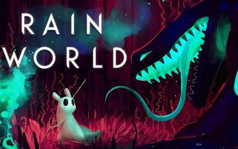 Switch版「Rain World」が配信!雨の脅威に身を隠しながら荒廃した世界を生き抜く2Dアクションアドベンチャー