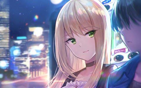 Gamer×コミック百合姫の「夢現Re:Master」ショートストーリー連載企画第2回が公開!
