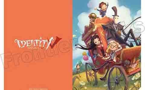 「Identity V」の新グッズが9月上旬にアニメイトオンラインショップで発売!