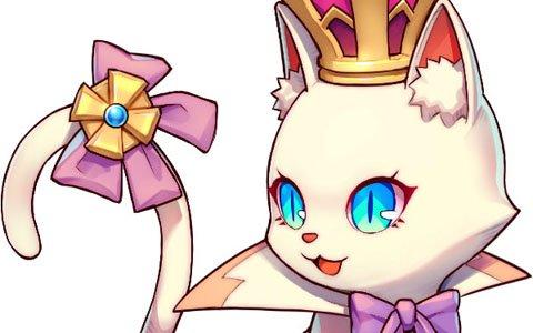 「MEOW -王国の騎士-」要となるキャラクター「ペイラ王」「黒王・リン」や主要都市の情報が公開!