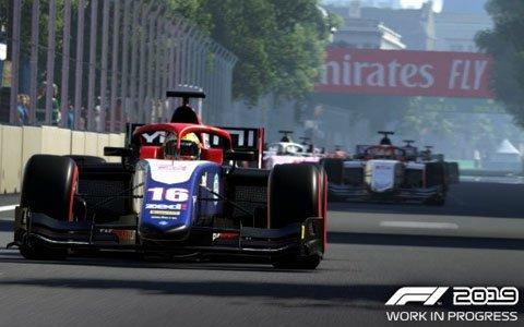「F1 2019」PS4パッケージ版が9月13日に発売!最新レギュレーション車両を収録し新モードも追加