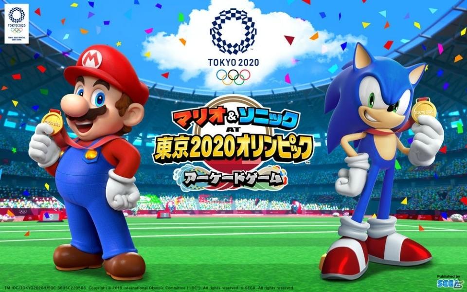 スポーツクライミングなど4種目が楽しめる「マリオ&ソニック AT 東京オリンピック アーケードゲーム」のロケテストが開催!