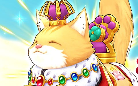 「ラグナロク マスターズ」可愛いニャンコの乗り物「宝石ネコ公爵」が当たるギフトボックスが発売!