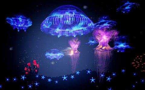「コーラル サンゴ海の探検」がSwitchで配信開始!美しい海中世界でサンゴ礁を守る幻想的なアクションゲーム