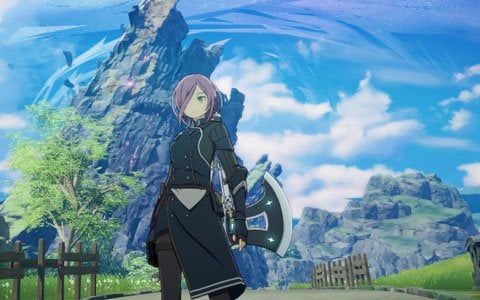 アニメ映画と見紛うグラフィックと高いアクション性が魅力の新作!「BLUE PROTOCOL」先行インプレッション