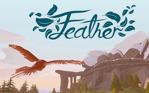 「Feather」のSwitch版が配信開始!鳥となり大自然を飛び回るアドベンチャーゲーム