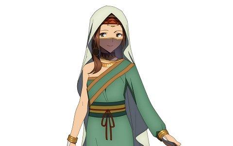 TVアニメ「Fate/Grand Order -絶対魔獣戦線バビロニア-」シドゥリを「バビロニア展」にて発表