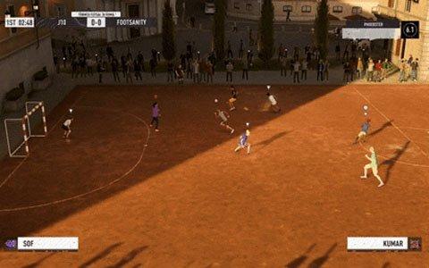 「FIFA 20」ストリートサッカーの大胆さや創造性を実現する「VOLTA Football」の情報が公開!
