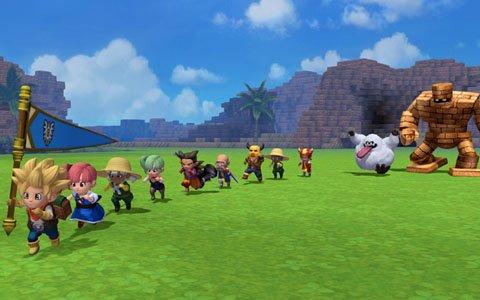 """「ドラゴンクエストビルダーズ2」の最終無料アップデートが配信!""""気になる彼ら""""のエピローグや新髪型が追加"""