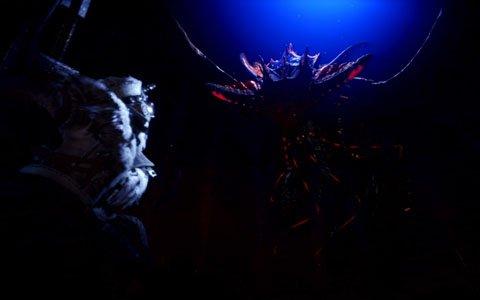 「モンスターハンターワールド:アイスボーン」新古龍「ネロミェール」の姿も確認できるプロモーション映像4が解禁!