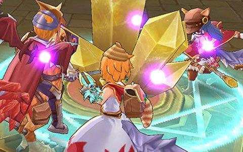 「ラグナロク マスターズ」新大型コンテンツ「攻城戦」第1回が8月22日より開催!