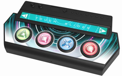 PS4「初音ミク Project DIVA Future Tone DX」の専用コントローラーが2020年初頭に発売!