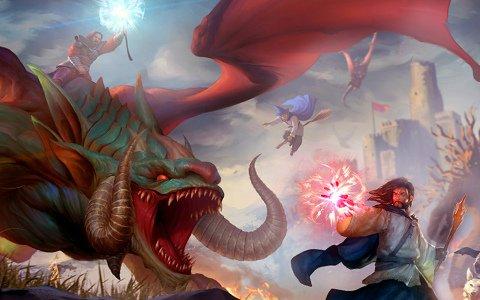 「シタデル:永炎の魔法と古の城塞」PS4版の日本発売が決定!魔法をテーマとするオープンワールドサバイバルアクション