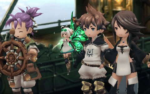 「BRAVELY DEFAULT FAIRY'S EFFECT」メインストーリー2部9章が公開!