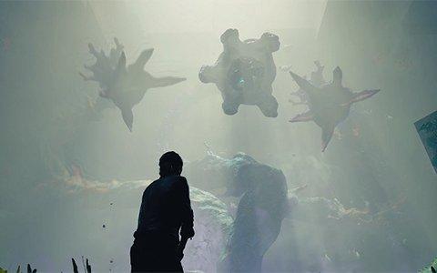 「CONTROL」空中浮遊をしながら敵を攻撃!超能力アクションを紹介するトレーラーが公開