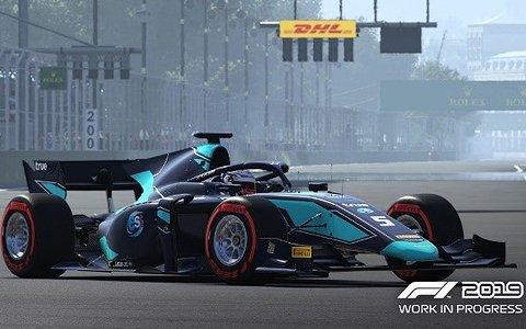 PS4「F1 2019」日本語パッケージ版の国内向けティザームービーが公開!