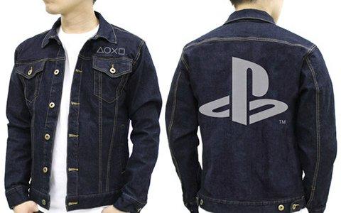 「PS」のロゴ&マークを使用したジージャンやキーケース、蓄光TシャツがTGS2019にて先行販売決定!