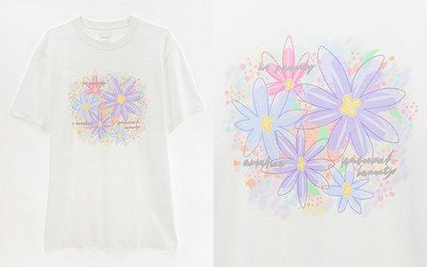 「アイドルマスター シンデレラガールズ」速水奏とお揃いのTシャツが発売決定!