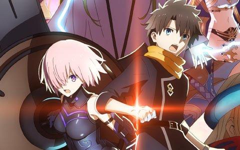 TVアニメ「Fate/Grand Order -絶対魔獣戦線バビロニア-」第2弾キービジュアル発表―最速先行上映会が9月24日に実施