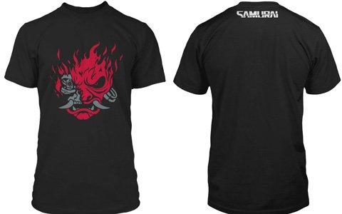 TGS2019で「サイバーパンク2077」の公式Tシャツが先行販売決定!
