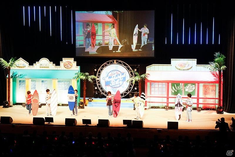 ゲームアプリ化決定!アニメ制作も発表となった「WAVE!! 1st EVENT ~Wonderful Party~」をレポート