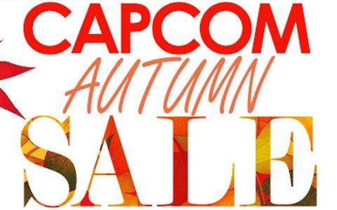 Switch/3DSタイトルのダウンロード版が最大62%オフになる「CAPCOM AUTUMN SALE」が開催!