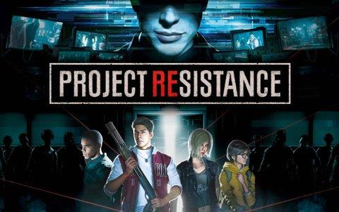 カプコンの新規プロジェクト「PROJECT RESISTANCE」はラクーンシティが舞台の非対称対戦サバイバルホラー!