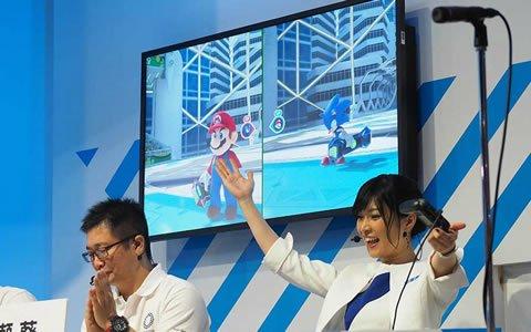 世界初公開のミニゲームも披露!「マリオ&ソニック AT 東京2020オリンピック」ステージをレポート【TGS2019】