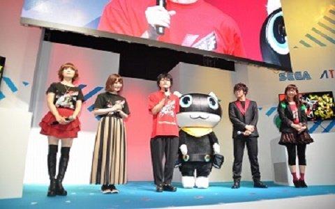 福山さんと猪野さんによる夢のダブルジョーカーが実現!「ペルソナ5 ザ・ロイヤル」トークショウをレポート【TGS2019】