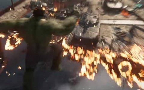 ハルクになって瓦礫を蹴散らしながら飛び回るのが超楽しい!「Marvel's Avengers」メディア向けセッションをレポート【TGS2019】