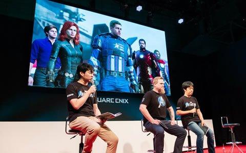 追加ヒーローやミッションは無料配信!「Marvel's Avengers」スベシャルステージ【TGS2019】