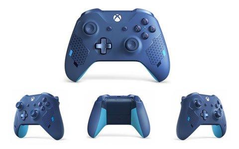 「Xbox ワイヤレス コントローラー(スポーツ ブルー)」が数量限定で10月1日に発売