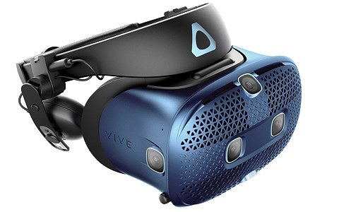 「VIVE COSMOS」の取り扱いが開始!VIVE史上最高画質&外部センサー不要のVRデバイス