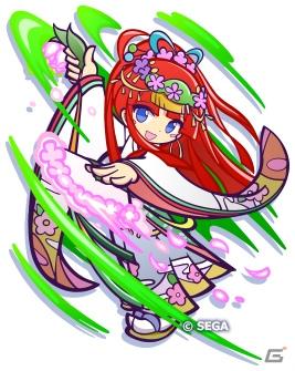 「ぷよぷよ!!クエスト」★7へんしんが解放された「ミヤビ」が登場するピックアップガチャが開催!