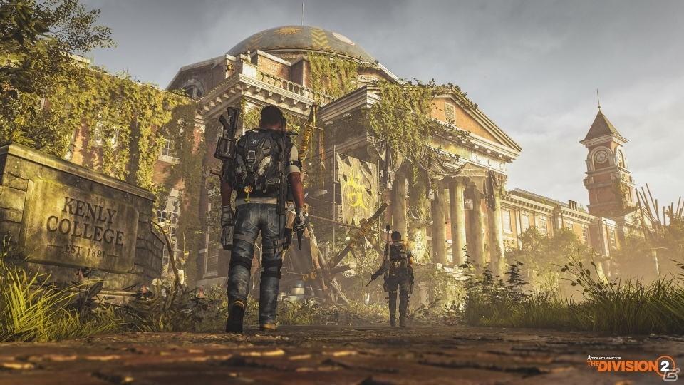 ゲーム改善への取り組みやアップデートによるシークレットの追加が明かされた「ディビジョン2」ディレクターインタビュー