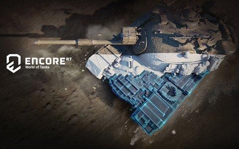 PC版「World of Tanks」をよりリアルなグラフィックで体験!「World of Tanks enCore RT Demo App」が配信