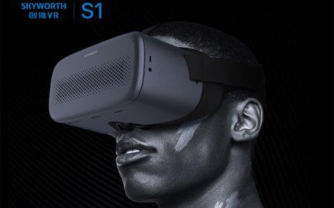 8K VR映像を再生できる一体型VRゴーグル「SKYWORTH S1」が日本初上陸!12月より販売予定