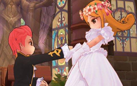 「ラグナロク マスターズ」3次職の実装を含む大型アップデートが11月26日に実施決定!「結婚システム」の情報も公開